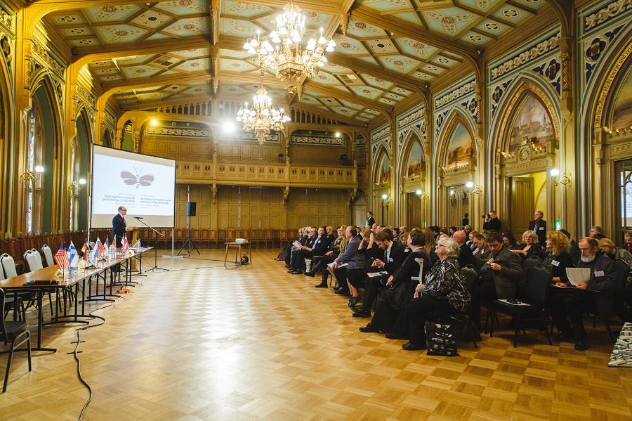 Российская ассоциация реставраторов приняла участие в Международной конференции «Старые кладбища и мемориалы в городской среде города Риги»