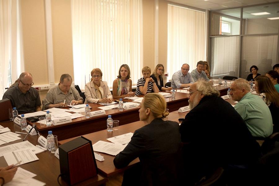 Зампредседателя РАР Татьяна Черняева приняла участие в общественном обсуждении профессиональных стандартов в области реставрации