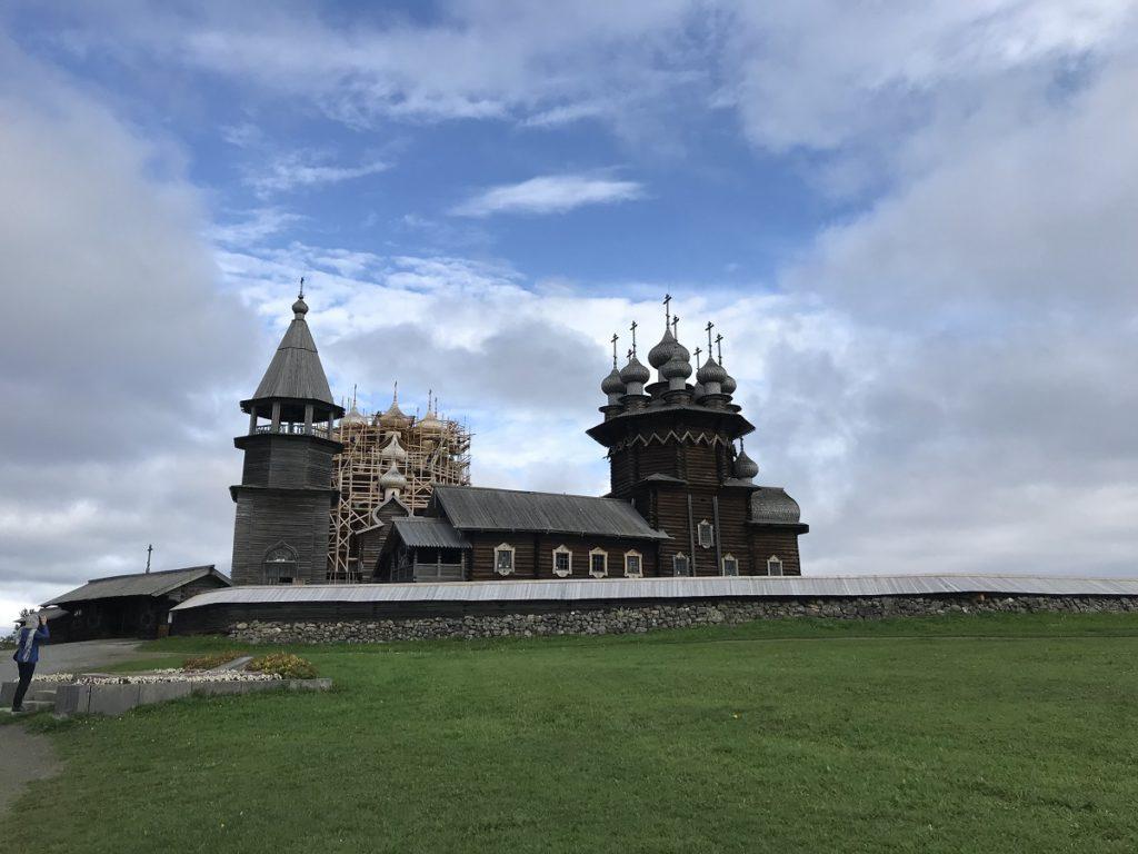 Российская ассоциация реставраторов посетила с рабочим визитом музей-заповедник «Кижи»